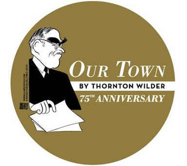 an examination of the book our town by thornton wilder In the drama our town, wilder would find the fullest expression of his humanistic convictions, pouring all of his genius into itthe play, which opened on broadway on february 4, 1938, reaffirmed.