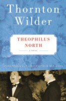 Theophilus North Harper Col Cover