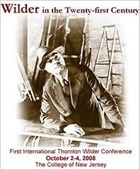 First International Wilder Conference Logo
