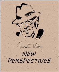 Thornton Wilder: New Perspectives Featured Content Logo