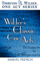 Wilders Classic One Acts Samuel French 2012 Cover 01 Thumb 01